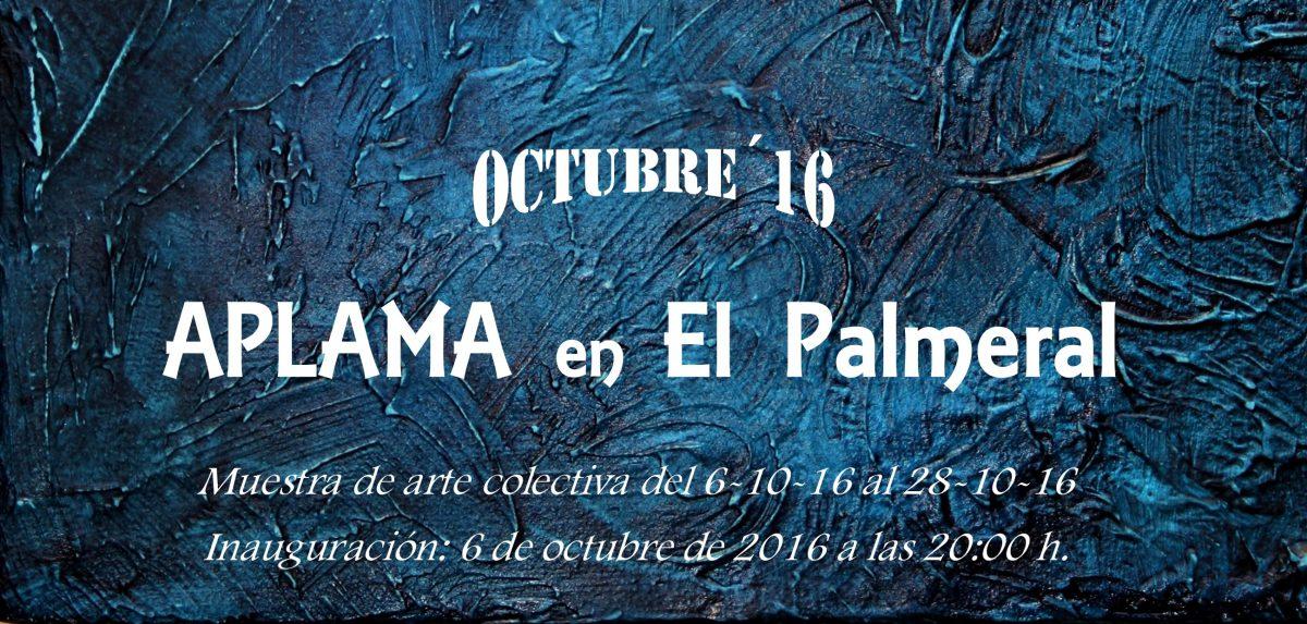 Aplama en El Palmeral